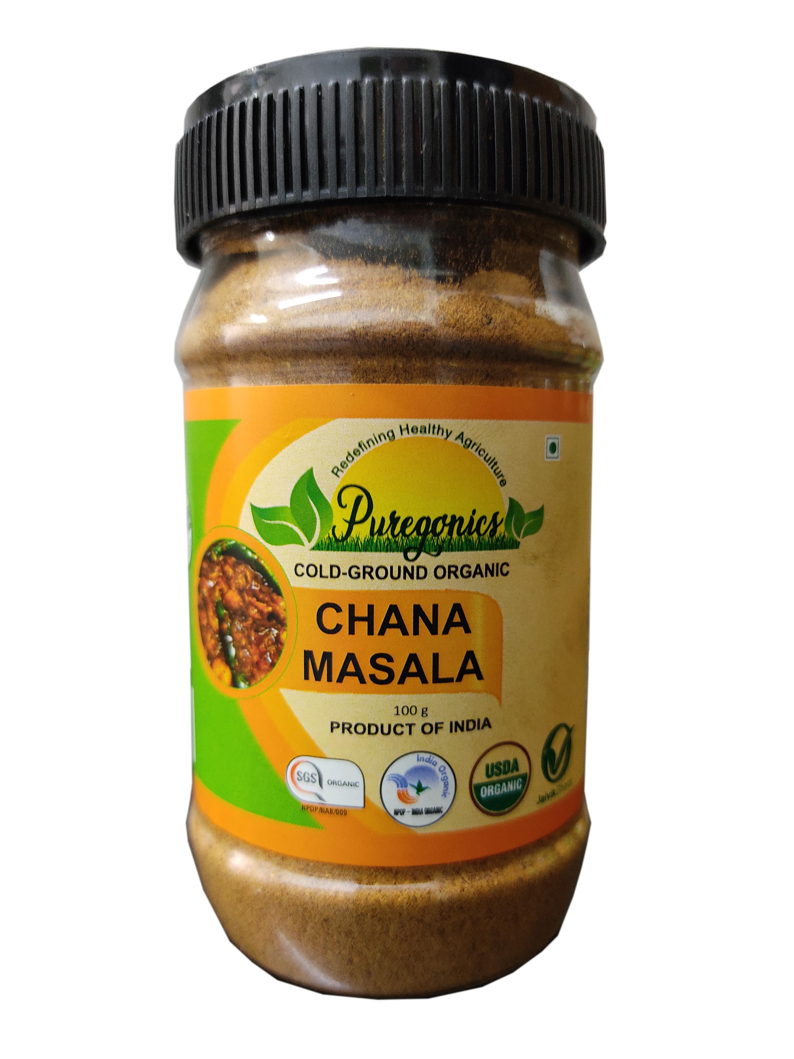 PUREGONICS Organic Spices