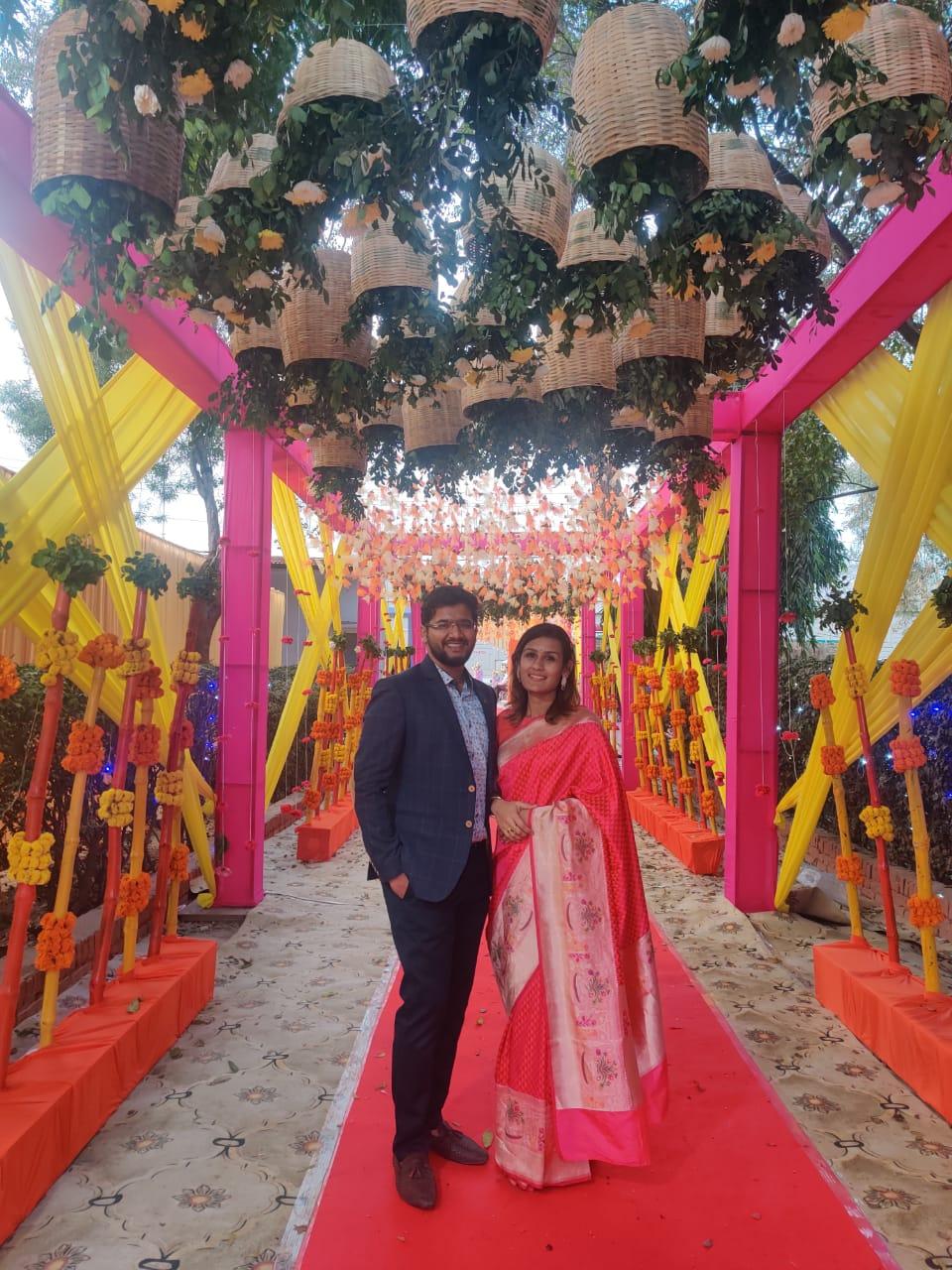 Meraki Events by Surabhi & Anmol